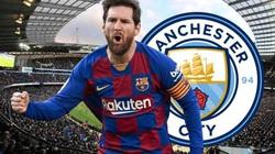 Man City gửi đề nghị siêu khủng cho Messi khiến Barca khó từ chối