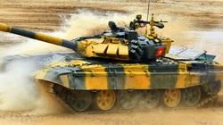 """""""Vũ điệu"""" hùng tráng của các đội tuyển xe tăng tại Army Games 2020"""