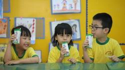 Sữa học đường sẵn sàng cho ngày tựu trường năm học mới