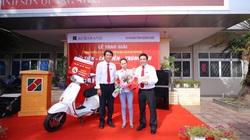 Agribank Quảng Ngãi trao hơn 300 triệu đồng cho khách hàng gửi tiết kiệm