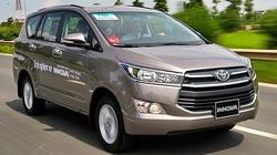 Toyota Innova mẫu xe đa dụng ăn khách, giá lăn bánh hiện tại bao nhiêu?