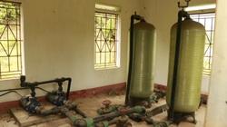Yên Bái: Đầu tư tiền tỷ xây nhà máy nước rồi bỏ hoang