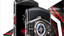 Chiêm ngưỡng siêu phẩm điện thoại khung titan, sợi carbon giá khủng