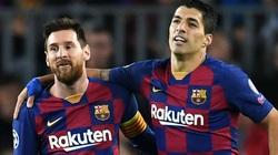 Hố đen ở Barca: Tạm biệt 79 bàn thắng/mùa của Messi và Suarez