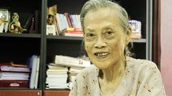 Chuyện về giáo sư Lê Thi - người phụ nữ kéo cờ trong ngày Quốc khánh 2/9/1945 vừa qua đời ở tuổi 95