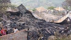 Cháy nhà ở Sa Pa, 1 người chết