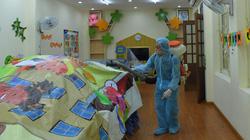 Clip: Trường học ở Hà Nội khử khuẩn, sẵn sàng cho năm học mới