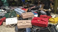 TP.HCM: Tạm giữ hơn 225.000 sản phẩm giả mạo Louis Vuitton, Adidas, Chanel...