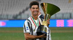 Hụt Chiếc giày Vàng châu Âu, Ronaldo vẫn báo tin vui với Juve