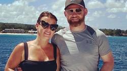 Thuê du thuyền hạng sang, nhà Rooney đi nghỉ dưỡng ở Caribe