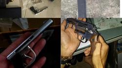 TP.HCM: Phát hiện kho vũ khí của bảo vệ kiêm giữ xe Bệnh viện quận 9