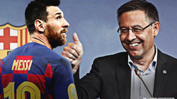 """Hé lộ lỗ hổng bất lợi cho Barcelona trong hợp đồng """"trói chân"""" Messi"""