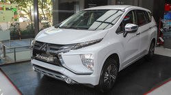 Giá xe Mitsubishi Xpander 2020 giảm mạnh, cạnh tranh Toyota Innova