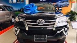 Toyota Fortuner chuẩn bị ra mắt phiên bản mới, xả kho giảm giá mạnh