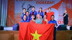 Điệu múa, tiếng sáo Việt thu hút khán giả tại Army Games 2020