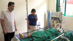 NÓNG: Nghi án 2 ông cháu bị sát hại tại nhà riêng ở Hà Giang