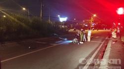 Truy tìm ô tô kéo lê xe máy khiến cô gái tử vong thương tâm, rồi chạy khỏi hiện trường