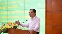 Bộ trưởng NNPTNT nói gì về cơ hội xuất khẩu rau màu vụ đông trước mưa lũ lịch sử Trung Quốc trăm năm có một?