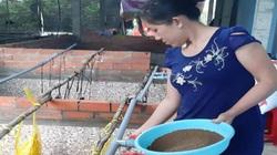 """Bến Tre: Cô nông dân xinh đẹp nuôi 36.000 con lươn không bùn, chưa bán thương lái đã """"đặt gạch"""" đòi mua"""