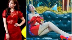 """Hari Won mặc xuyên thấu nội y, Phi Thanh Vân táo bạo với váy trễ vai dễ gây """"nhìn nhầm"""""""