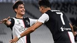 Vượt mặt Ronaldo, Dybala nhận giải Cầu thủ hay nhất Serie A 2019/20