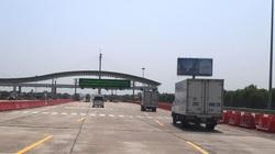 Cao tốc Hà Nội-Hải Phòng: Phương tiện chưa nộp tiền đi vào làn ETC sẽ bị phạt