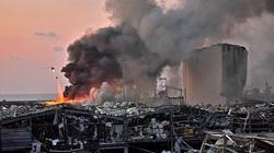 Israel phủ nhận mọi liên quan đến vụ nổ kinh hoàng như bom nguyên tử ở Liban