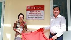 Khánh thành nhiều công trình chào mừng Đại hội Đảng bộ Agribank lần thứ X, nhiệm kỳ 2020 - 2025