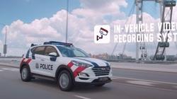 """Xe tuần tra cảnh sát Singapore đang được giới trẻ Việt """"ưa chuộng"""""""