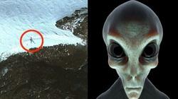 Bất ngờ người ngoài hành tinh xuất hiện ở Nam cực