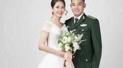 """Chiến sĩ biên phòng và bạn gái 2 lần hoãn cưới vì dịch Covid-19: """"Vượt khó khăn lúc này để sống, phấn đấu"""""""