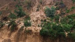 Gần chục nghìn m3 đất đá chân bãi thải mỏ than Yên Phước bị sụt lún
