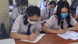 Vừa học vừa chống dịch Covid-19, học sinh Đồng Nai tựu trường năm học mới