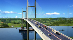 Bà Rịa – Vũng Tàu phê duyệt đầu tư dự án xây cầu Phước An gần 4.900 tỷ đồng