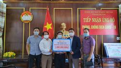Covid-19: Tập đoàn FVG ủng hộ 1 tỷ đồng cho Bệnh viện Đa khoa Trung ương Quảng Nam