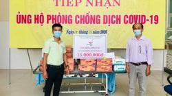 Chi nhánh miền Trung – Tây Nguyên của ThaiBinh Seed tặng quà cho bác sĩ Quảng Nam chống dịch Covid-19
