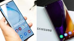 """Samsung Galaxy Note 20 mới """"ra lò"""" có vượt trội """"đàn em"""" Note 10?"""