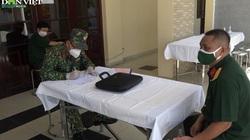 Đà Nẵng: Khẩn cấp xét nghiệm sàng lọc Covid-19 cho các quân nhân
