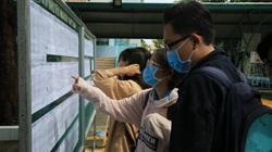 28.000 sĩ tử Đồng Nai đã hoàn tất thủ tục thi, 6 thí sinh sẽ thi đợt 2