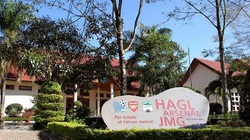 """Đại bản doanh HAGL lại bị """"đạo chích"""" quấy rối"""