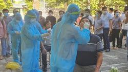 Quảng Nam: 250 nhà báo, phóng viên, biên tập viên được lấy mẫu xét nghiệm Covid-19