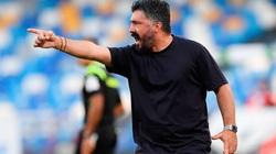Napoli gục ngã trước Barca, HLV Gattuso tiếc nhất điều gì?