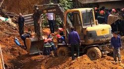 NÓNG: Sập công trình ở Phú Thọ, 4 người tử vong