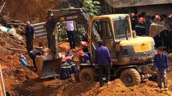 Vụ sập công trình 4 người tử vong: Di dời khẩn cấp các hộ dân xung quanh