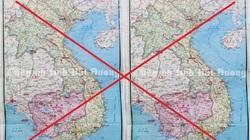 """Hải Dương: Phát hiện 4 doanh nghiệp treo bản đồ """"đường lưỡi bò"""""""