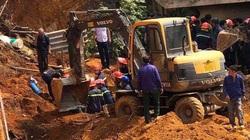 Phú Thọ: Kinh hoàng cảnh sập công trình đang thi công, 4 người tử vong