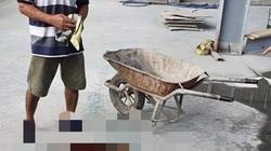 Đồng Nai: Nữ thợ hồ chết thảm do ngã từ giàn giáo xuống đất