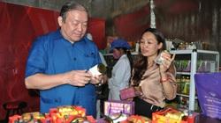CLIP: Chủ tịch Hội Nông dân Việt Nam thăm vườn cây đặc sản dân trồng theo kiểu leo núi ở Bắc Kạn