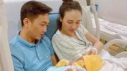 Đàm Thu Trang công khai hình ảnh đáng yêu của con gái