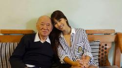 """Nhà văn Vũ Tú Nam qua đời ở tuổi 92, siêu mẫu Hà Anh nghẹn lòng: """"Ông luôn ở trong tim tôi"""""""